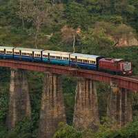 Journey by Rail to Rajasthan, Khajuraho & Varanasi Tour