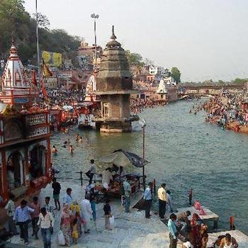 Haridwar Rishikesh Tour Package from Delhi