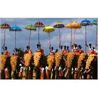 Cochin-Munaar-Thekkedy-Alleppey