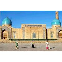 Tashkent - The Land of Uzbekistan Tour