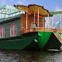 Wonder of Kashmir Houseboat Tour