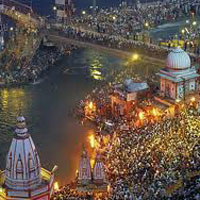 Agra - Haridwar - Delhi (Group Tour)