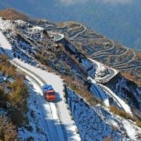 The Silk Route Tour
