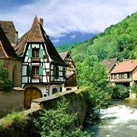 Amazing Switzerland & Paris Tour