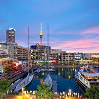 Scenic New Zealand Package