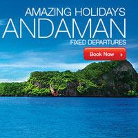 Dream Andaman Tour