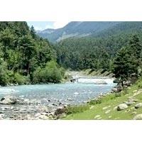 Pathankot - Patnitop - Srinagar - Gulmarg - Sonamarg - Pahalgam - Jammu Tour