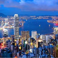 Hong Kong With Magical Disneyland Tour