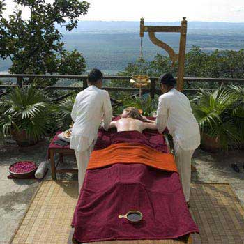 Ananda SPA Willness - In the Himalayas - 08 Nights / 09 days Package