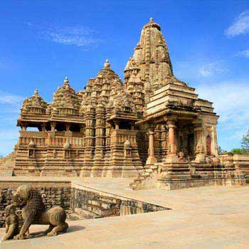 Khajuraho Tour Package 7N/8D
