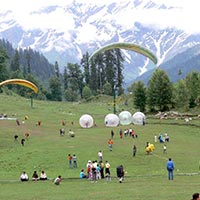 Shimla - Kullu - Manali - Chandigarh Package