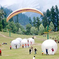 Kullu Manali Tour Package - 5 Nights/ 6 Days By Volvo