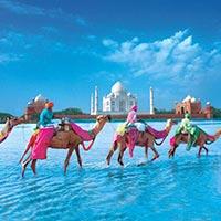 New Delhi - Agra - Jaipur - Jodhpur - Udaipur Holiday Travel Package