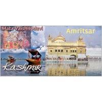 Kashmir - Vaishnodevi - Amritsar