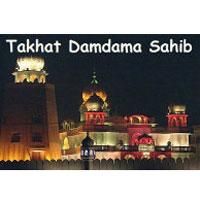 Punjab Gurudwara's Tour 4Days/3Nights