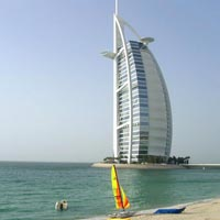 Drizzling Dubai Tour