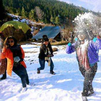 Off Season Manali 5 Nights 6 Days Family Suite Tour Package