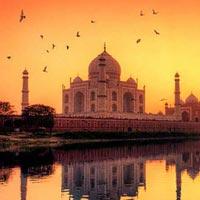 Taj mahal trip from Mumbai Tour