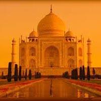 Taj Mahal Day tour from New Delhi (Gatiman Express)