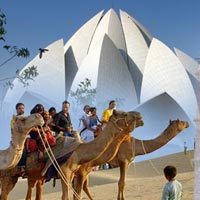 3 Days Golden Triangle tour packages