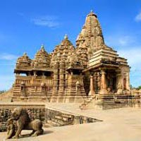 8 Days Golden Triangle with Temple of Khajuraho and Varanasi Tour