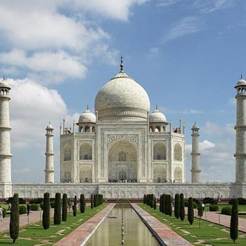 2 Days Taj Mahal Trip from Mumbai Package