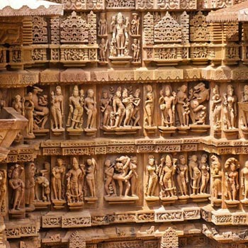 Golden Traingle Tour With Temple of Khajuraho and Varanasi