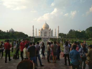 Taj Mahal Trip from Goa Tour