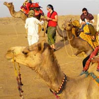 7 Days Camel Safari Tour