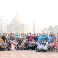 Taj Mahal Day Trip Package