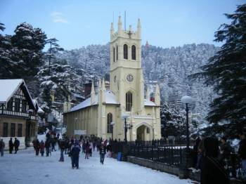 Shimla Manali Package 5night 6 Days By Volvo
