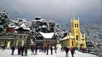 Shimla with Delhi Tour