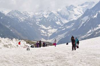 05 Nights  06 Days Shimla With Manali Tour