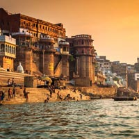 Ganga Boat ride travel support