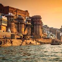Ganga Boat ride travel support