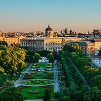Vienna - Prague Tour
