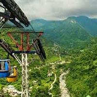 Dehradun-Kempty Falls Trek Tour