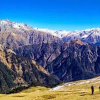 Shimla-Jalori Pass Manali Trek Tour