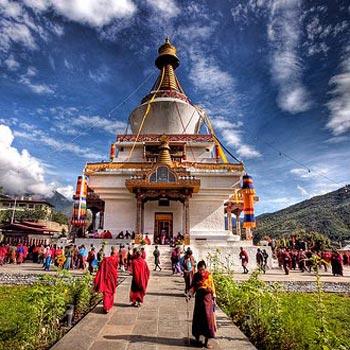 The Last Shangrilla (Phuentsholing 2N - Thimphu 1N - Paro 2N) Tour
