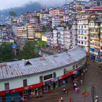 Eastern Himalayan 3 Jewels Tour Package