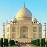 Taj Mahal with North India Tour