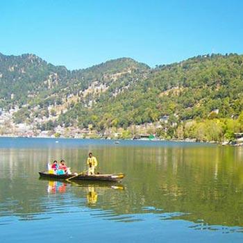 Boating - Nainital