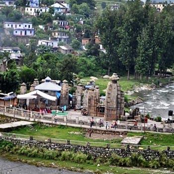 Baijnath Temples - Kausani