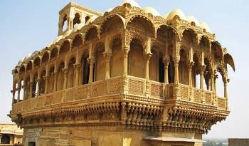 3 Nights 4 Days Jodhpur Jaisalmer Tour