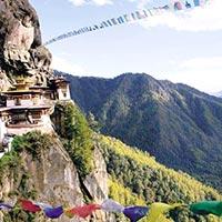 Nepal to Bhutan Tour