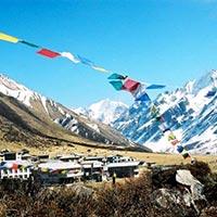 Trekking Tour in Langtang Area