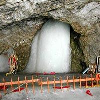 Amarnath Yatra via Pahalgam Tour