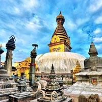 The Foot Steps of Lord Buddha Tours