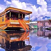 Kashmir Houseboat Tour