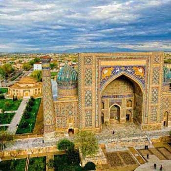 Tashkent Tour Ahead from Travel Ahead Holidays